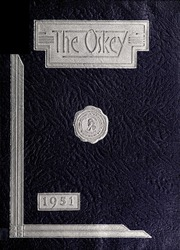 Franklin High School - Oskey Yearbook (Franklin, MA) online yearbook collection, 1951 Edition, Page 1