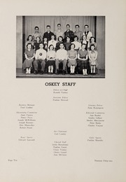 Page 14, 1952 Edition, Franklin High School - Oskey Yearbook (Franklin, MA) online yearbook collection