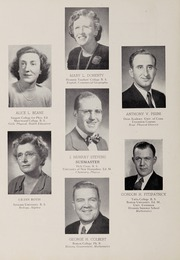 Page 16, 1952 Edition, Franklin High School - Oskey Yearbook (Franklin, MA) online yearbook collection