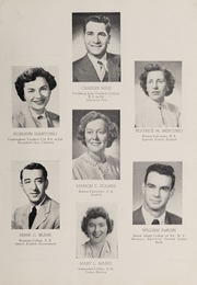 Page 17, 1952 Edition, Franklin High School - Oskey Yearbook (Franklin, MA) online yearbook collection