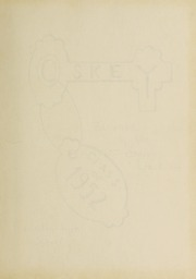 Page 3, 1952 Edition, Franklin High School - Oskey Yearbook (Franklin, MA) online yearbook collection