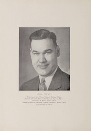 Page 8, 1952 Edition, Franklin High School - Oskey Yearbook (Franklin, MA) online yearbook collection