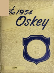 Franklin High School - Oskey Yearbook (Franklin, MA) online yearbook collection, 1954 Edition, Page 1