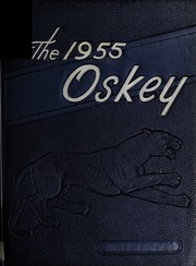 Franklin High School - Oskey Yearbook (Franklin, MA) online yearbook collection, 1955 Edition, Page 1