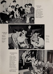 Page 11, 1955 Edition, Franklin High School - Oskey Yearbook (Franklin, MA) online yearbook collection