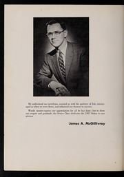 Page 10, 1957 Edition, Franklin High School - Oskey Yearbook (Franklin, MA) online yearbook collection
