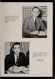 Page 13, 1957 Edition, Franklin High School - Oskey Yearbook (Franklin, MA) online yearbook collection