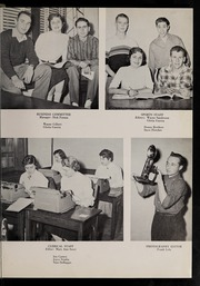 Page 9, 1957 Edition, Franklin High School - Oskey Yearbook (Franklin, MA) online yearbook collection