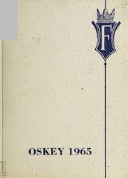 Franklin High School - Oskey Yearbook (Franklin, MA) online yearbook collection, 1965 Edition, Page 1
