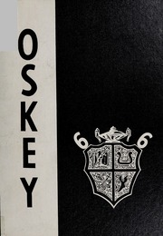 Franklin High School - Oskey Yearbook (Franklin, MA) online yearbook collection, 1966 Edition, Page 1