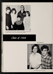 Page 108, 1967 Edition, Franklin High School - Oskey Yearbook (Franklin, MA) online yearbook collection