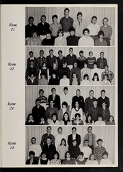Page 109, 1967 Edition, Franklin High School - Oskey Yearbook (Franklin, MA) online yearbook collection