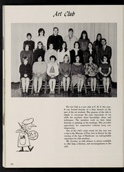 Page 130, 1967 Edition, Franklin High School - Oskey Yearbook (Franklin, MA) online yearbook collection