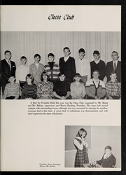 Page 135, 1967 Edition, Franklin High School - Oskey Yearbook (Franklin, MA) online yearbook collection