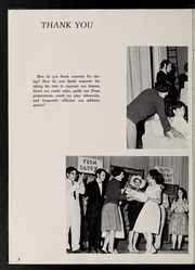 Page 12, 1969 Edition, Franklin High School - Oskey Yearbook (Franklin, MA) online yearbook collection