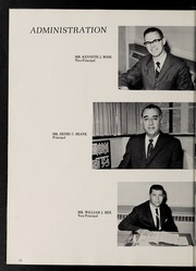Page 16, 1969 Edition, Franklin High School - Oskey Yearbook (Franklin, MA) online yearbook collection