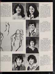 Page 39, 1981 Edition, Franklin High School - Oskey Yearbook (Franklin, MA) online yearbook collection