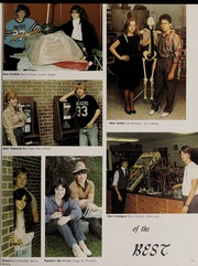 Page 15, 1984 Edition, Franklin High School - Oskey Yearbook (Franklin, MA) online yearbook collection