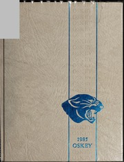 Franklin High School - Oskey Yearbook (Franklin, MA) online yearbook collection, 1985 Edition, Page 1