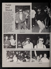 Page 10, 1987 Edition, Franklin High School - Oskey Yearbook (Franklin, MA) online yearbook collection