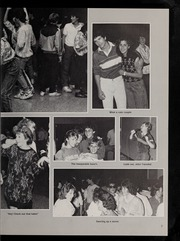 Page 11, 1987 Edition, Franklin High School - Oskey Yearbook (Franklin, MA) online yearbook collection