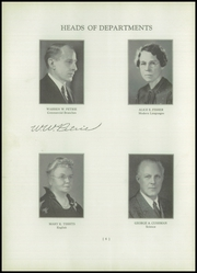 Page 10, 1936 Edition, Hyde Park High School - Blue Book Yearbook (Boston, MA) online yearbook collection