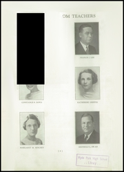Page 13, 1936 Edition, Hyde Park High School - Blue Book Yearbook (Boston, MA) online yearbook collection