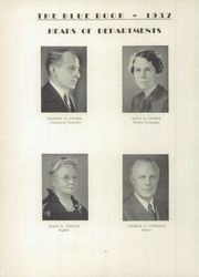 Page 10, 1937 Edition, Hyde Park High School - Blue Book Yearbook (Boston, MA) online yearbook collection