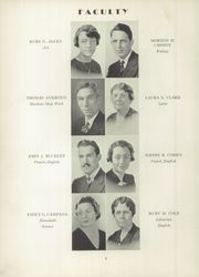 Page 12, 1937 Edition, Hyde Park High School - Blue Book Yearbook (Boston, MA) online yearbook collection