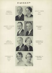 Page 13, 1937 Edition, Hyde Park High School - Blue Book Yearbook (Boston, MA) online yearbook collection
