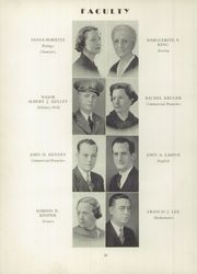 Page 14, 1937 Edition, Hyde Park High School - Blue Book Yearbook (Boston, MA) online yearbook collection