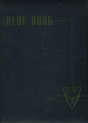 1944 Edition, Hyde Park High School - Blue Book Yearbook (Boston, MA)