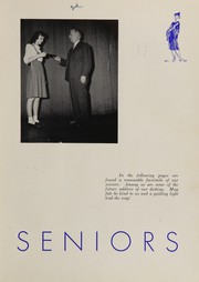 Page 15, 1945 Edition, Hyde Park High School - Blue Book Yearbook (Boston, MA) online yearbook collection