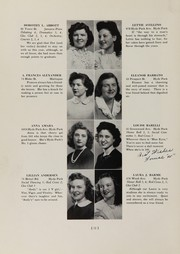 Page 16, 1945 Edition, Hyde Park High School - Blue Book Yearbook (Boston, MA) online yearbook collection