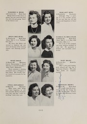 Page 17, 1945 Edition, Hyde Park High School - Blue Book Yearbook (Boston, MA) online yearbook collection