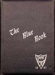 1947 Edition, Hyde Park High School - Blue Book Yearbook (Boston, MA)