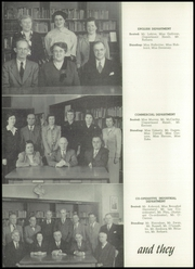 Page 12, 1953 Edition, Hyde Park High School - Blue Book Yearbook (Boston, MA) online yearbook collection