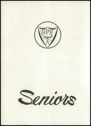 Page 16, 1953 Edition, Hyde Park High School - Blue Book Yearbook (Boston, MA) online yearbook collection