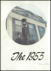 Page 6, 1953 Edition, Hyde Park High School - Blue Book Yearbook (Boston, MA) online yearbook collection