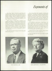 Page 8, 1953 Edition, Hyde Park High School - Blue Book Yearbook (Boston, MA) online yearbook collection