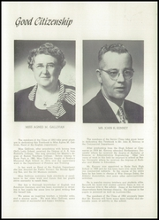 Page 9, 1953 Edition, Hyde Park High School - Blue Book Yearbook (Boston, MA) online yearbook collection