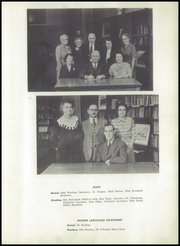 Page 11, 1954 Edition, Hyde Park High School - Blue Book Yearbook (Boston, MA) online yearbook collection