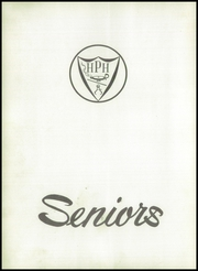 Page 16, 1954 Edition, Hyde Park High School - Blue Book Yearbook (Boston, MA) online yearbook collection