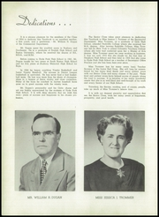 Page 8, 1954 Edition, Hyde Park High School - Blue Book Yearbook (Boston, MA) online yearbook collection