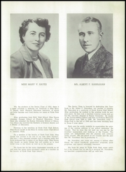 Page 9, 1954 Edition, Hyde Park High School - Blue Book Yearbook (Boston, MA) online yearbook collection
