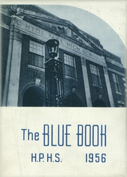 1956 Edition, Hyde Park High School - Blue Book Yearbook (Boston, MA)