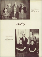 Page 10, 1957 Edition, Hyde Park High School - Blue Book Yearbook (Boston, MA) online yearbook collection