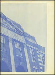 Page 3, 1957 Edition, Hyde Park High School - Blue Book Yearbook (Boston, MA) online yearbook collection