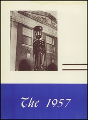 Page 6, 1957 Edition, Hyde Park High School - Blue Book Yearbook (Boston, MA) online yearbook collection