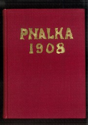 1908 Edition, Central High School - Pnalka Yearbook (Springfield, MA)